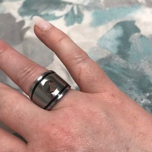 Rebecca Minkoff Spear Ring Size 6